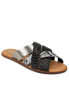 Martha Stewart Sandra Slip On Sandals