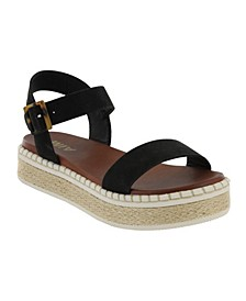 Women's Dawna Flatform Sandals