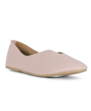 Live Slip On Ballet Flat Women's Shoes