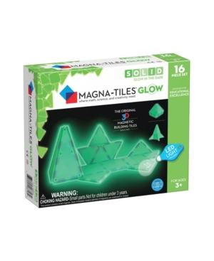 Glow-in-the-Dark Magna Tiles