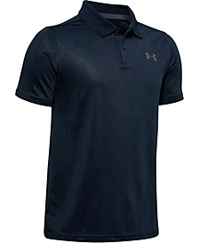 Big Boys Perf Polo 2.0 Novelty Shirt