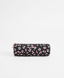 Leopard Printed Pencil Case