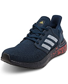 Men's UltraBOOST 20 Running Sneakers from Finish Line