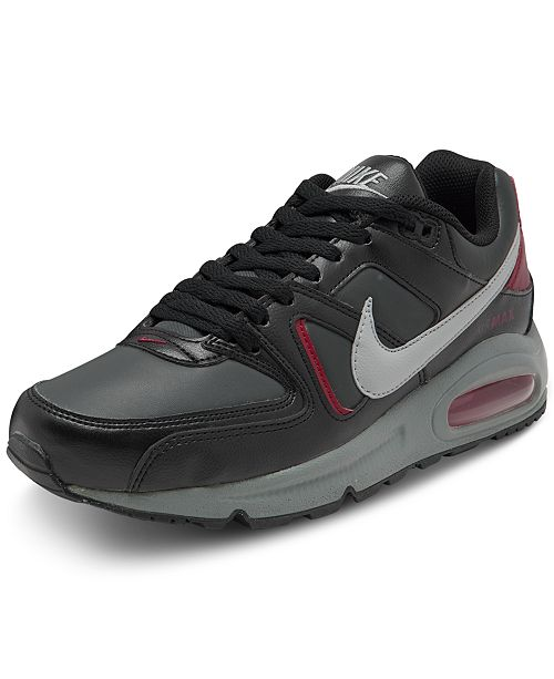 Nike Men's Air Max Command Casual Sneakers from Finish