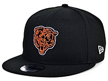 Little Boys Chicago Bears Draft 9FIFTY Snapback Cap