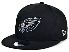 Little Boys Philadelphia Eagles Draft 9FIFTY Snapback Cap