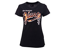 San Francisco Giants  Women's Homeplate T-shirt