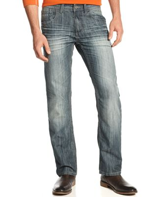 INC International Concepts Slim Straight Jeans, Only at Macy's ...