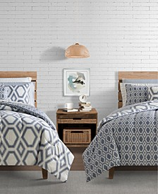 Erin 12-Pc. Full Comforter Set