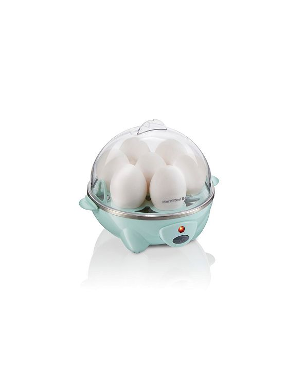 Hamilton Beach 3-in-1 Egg Cooker with 7 Egg Capacity