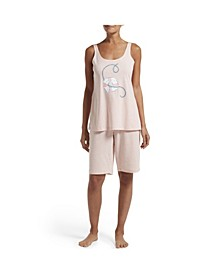 Drop Dot Sleep Women's Bermuda