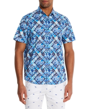 Men's Slim-Fit Lucea Short Sleeve Shirt