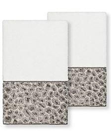 Textiles Spots 2 Piece Hand Towel Set
