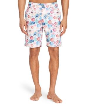 "Men's Standard-Fit 9"" Jellyfish Board Shorts"