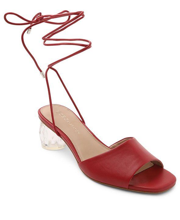 BCBGeneration Moxia Tie-Up Sandals