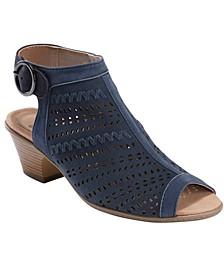 Women's Carson Hamden Peep Toe Sandal