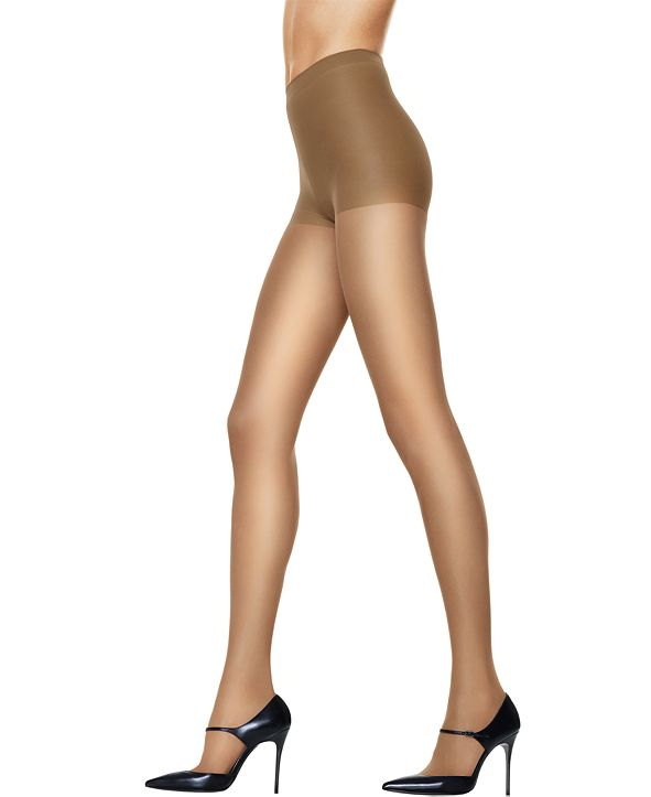 Hanes Women's Silk Reflections Control Top Pantyhose With Bonus Liner