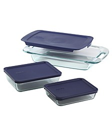Easy Grab 6-Pc. Bake and Store Set