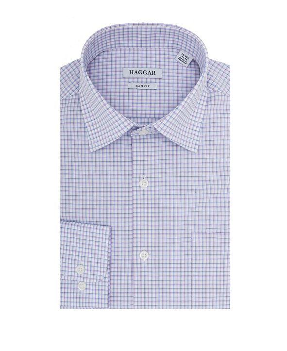 Haggar Premium Comfort Slim Fit Dress Shirt
