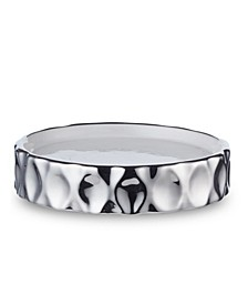 Silver Wave Soap Dish