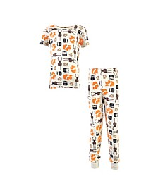 Toddler Boys and Girls Pajama Set