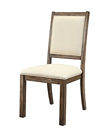 Lippin Rustic Dining Chair (Set of 2)