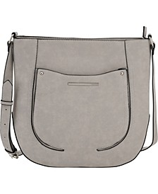 Women's Saddle Crossbody Bag