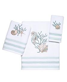 Coastal Bath Towel Collection