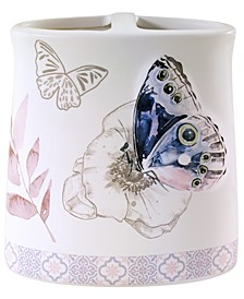 in the Garden Toothbrush Holder