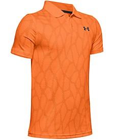 Big Boys Perf Polo 2.0 Novelty Shirt