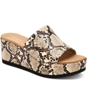 Women's Step 'N Flex Jazziee Platform Sandals