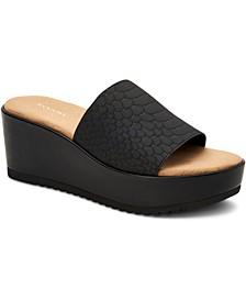 Women's Step 'N Flex Jazziee Platform Sandals, Created for Macy's
