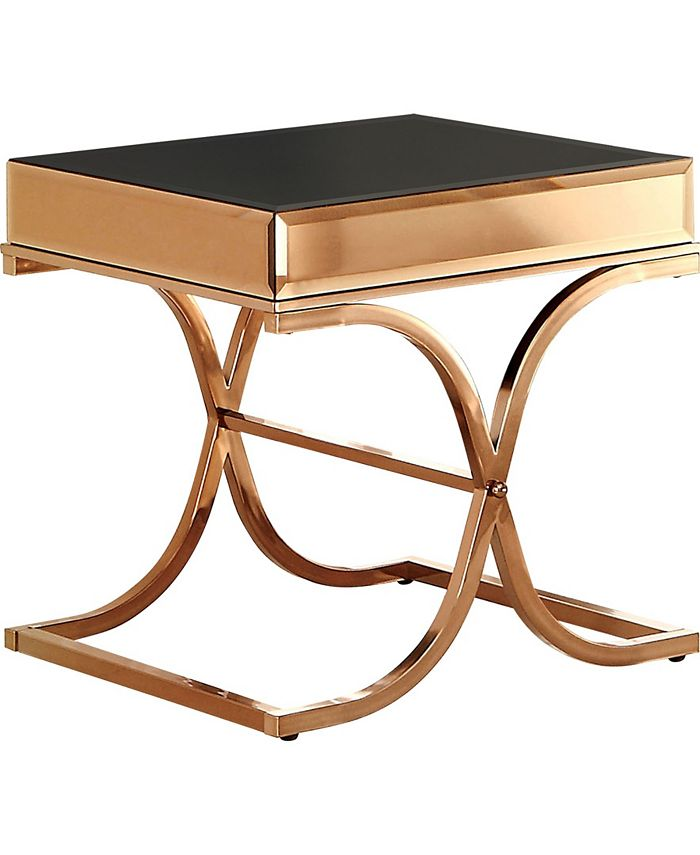Furniture of America - Xander End Table, Quick Ship