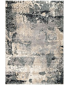 Nirvana Awakenings Silver 9' x 13' Area Rug