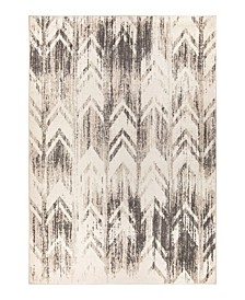 "Illusions Kenyon Neutral 6'7"" x 9'6"" Area Rug"