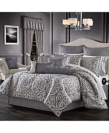 Tribeca Queen 4Pc. Comforter Set