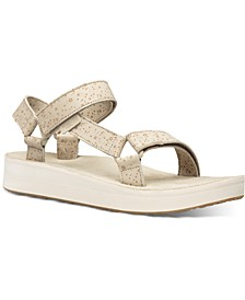 Women's Midform Universal Star Sandals