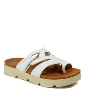 Harison Posture Plus+ Flat Slide Sandals Women's Shoes