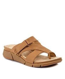 Nalani Casual Comfort Slide Sandals
