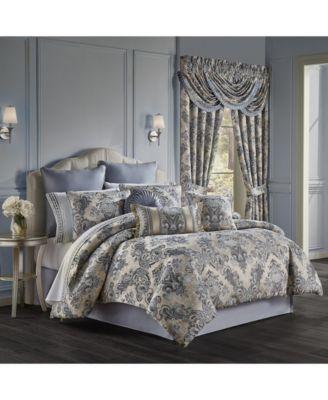 Glendale  Queen 4 Piece Comforter Set