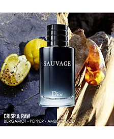 Sauvage Eau de Toilette Fragrance Collection