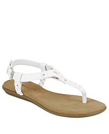 Cedar Grove Braided Sandal
