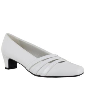 Entice Women's Squared Toe Pumps Women's Shoes