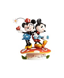 Mickey Minnie Mouse Collection Figurine