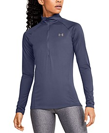Women's UA Tech Half-Zip Top