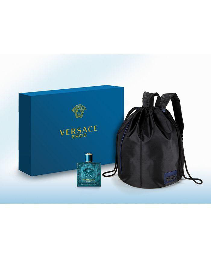 Versace - Men's 2-Pc. Eros Eau de Toilette Summer Set