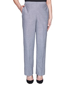 Petite Bella Vista Pull-On Pants