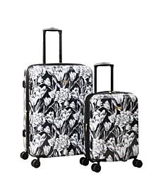 Irwin 2 Piece Hardside Spinner Luggage Set