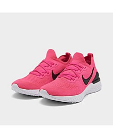 Women's Epic React Flyknit 2 Running Sneakers from Finish Line