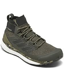 Men's Terrex Free Hiker Outdoor Sneakers from Finish Line